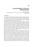 Recent Advances in Vibrations Analysis Part 10