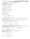 Toàn bộ kiến thức Vật lý 12