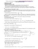 Ôn tập Lý 12: Dòng điện xoay chiều