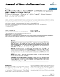 """báo cáo hóa học: """" Interferon-β1a reduces plasma CD31+ endothelial microparticles (CD31+EMP) in multiple sclerosis"""""""