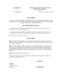 Quyết định số 1042/QĐ-BXD
