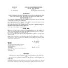 Quyết định số 1953/QĐ-BNV