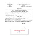 Quyết định số 3552/QĐ-CT