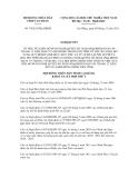 Nghị quyết số 74/2011/NQ-HĐND