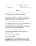 Thông tư số 180/2011/TT-BTC