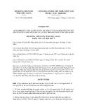 Nghị quyết số 17/2011/NQ-HĐND