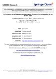 "Báo cáo hóa học: "" PET kinetics of radiolabeled antidepressant, [N-methyl-11C]mirtazapine, in the human brain"""