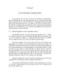Chapter  5: Các hệ mật khoá công khai khác