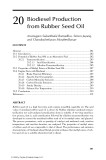Handbook of plant based biofuels - Chapter 20 (end)
