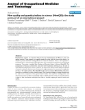 """báo cáo hóa học:""""  New quality and quantity indices in science (NewQIS): the study protocol of an international project"""""""