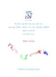 Tuyển tập Đề thi vào lớp 10 2010 -2011 của các trường THPT trên cả nước: Môn toán