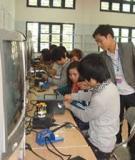 Giáo trình thực hành điện tử công nghiệp part 6