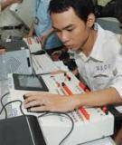 Giáo trình thực hành điện tử công nghiệp part 9