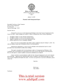 OFFICE OF THE STATE AUDITOR PHIL BRYANT Auditor  January 18, 2005 Financial Audit Management Report