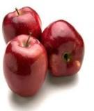 Cách giảm cân bằng táo