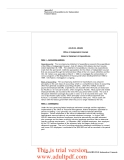 Appendix I Statement of Expenditures for Independent Counsel Adams