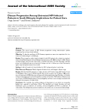 """báo cáo hóa học:""""  Disease Progression Among Untreated HIV-Infected Patients in South Ethiopia: Implications for Patient Care"""""""