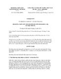 Nghị quyết số 33/2011/NQ-HĐND