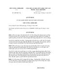 Quyết định số 2409/QĐ-TTg
