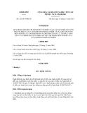 Nghị định số  123/2011/NĐ-CP