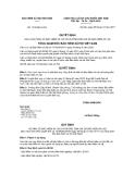 Quyết định số 1518/QĐ-BHXH