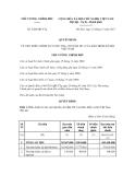 Quyết định số 2426/QĐ-TTg