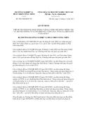 Quyết định số 3033/QĐ-BNN-VP
