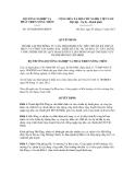 Quyết định số  2974/QĐ-BNN-KHCN