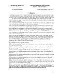 Thông tư số 59/2011/TT-BGDĐT