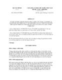 Thông tư số 203/2011/TT-BTC