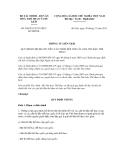 Thông tư liên tịch số 200/2011/TTLT-BTCBVHTTDL
