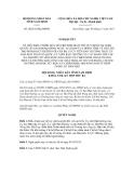 Nghị quyết số 28/2011/NQ-HĐND