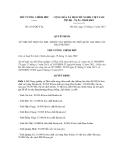 Quyết định số 2411/QĐ-TTg