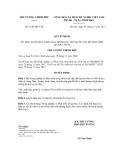 Quyết định số 2149/QĐ-TTg