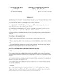 Thông tư số 18/2011/TT-BVHTTDL