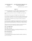 Thông tư số 41/2011/TT-NHNN