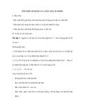 TÌM MỘT SỐ HẠNG CỦA DÃY SỐ CÁCH ĐỀU