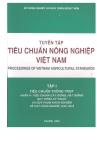 Tuyển tập tiêu chuẩn nông nghiệp Việt Nam tập 1 quyển 2 part 1