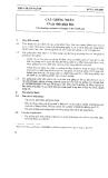 Tuyển tập tiêu chuẩn nông nghiệp Việt Nam tập 1 quyển 2 part 2