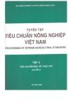 Tuyển tập tiêu chuẩn nông nghiệp Việt Nam tập 2 quyển 2 part 1
