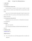 Tiết 06 CÁC QUY TẮC TÍNH ĐẠO HÀM(tiếp)