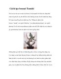 Cách tạo bonsai Tanuki