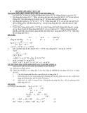 Chuyên đề hóa phân tích