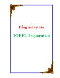 TOEFL Preparation - Tiếng Anh cơ bản