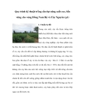 Quy trình kỹ thuật trồng sắn đạt năng suất cao, bền vững cho vùng Đông Nam Bộ và Tây Nguyên (p1)