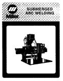 Submerged Arc Welding (SAW welding)