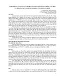"""Nghiên cứu khoa học """" ảnh hưởng của quản lý lập địa tới năng suất rừng trồng cây keo lá tràm (Acacia auriculiformis) Vùng Đông Nam Bộ """""""