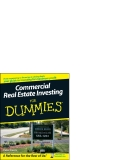 Commercial Real Estate Investing For Dummies For Dummies Business Personal Finance_1