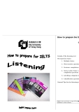 How to prepare for IELTS – Listening