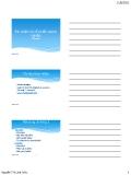 Giáo trình về Tài chính doanh nghiệp-Chương 3